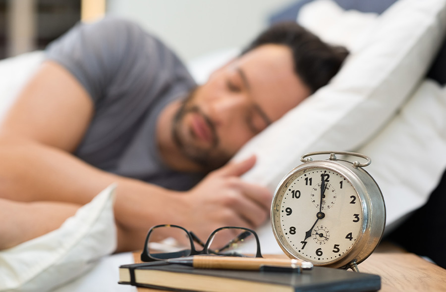 4 Reasons Why You Might Have Trouble Falling Asleep